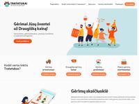 TRATATUKAI WEB DESIGN & BRANDING