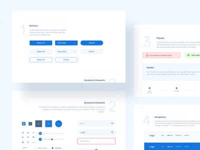 UI Web Elements Kit