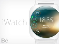 iWatch Design Concept