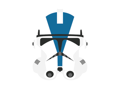 501st Clone Trooper artluxembourg art salentiny mikasalentiny illustration illustrator luxembourg 501st clonetrooper starwars