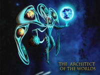 The architect of the Worlds