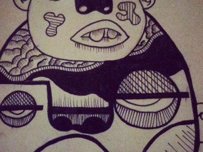 My Random Street Art Sketches