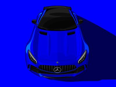 Mercedes AMG GTR