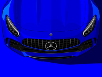 Mercedes AMG GTR: Detail