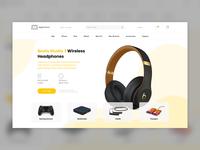 Digital Store Design Concept