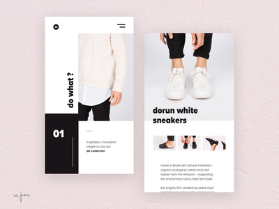 Fashion App ui-design vector logo branding minimal app ui product-design digital designer