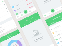 Mobile Finance iOS Application
