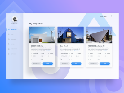 🏠 Property Dashboard