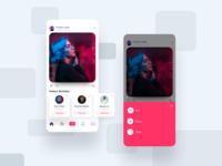Social iOS App
