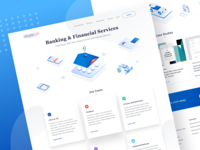 Industries Landing Page