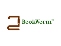 Thirty Logos Challenge 14 – BookWorm
