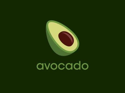 Thirty Logos Challenge 24 – Avocado