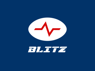 Thirty Logos Challenge 27 – Blitz (NFL App)