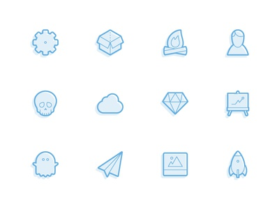 Juicicons - Over 200 Vector Icons!