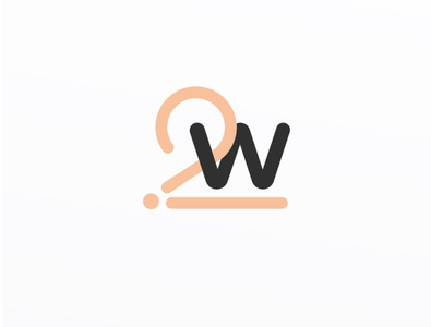 Overflowing wardrobes logo concept.