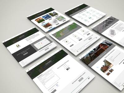 """Ntps"" webpage design"
