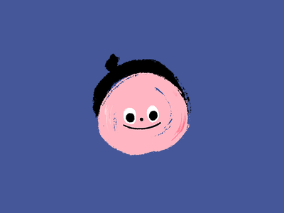 Lovely Pinky Circle