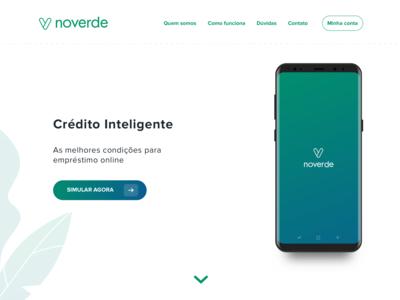 New Noverde website
