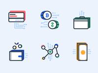 Crypto Icons ϟ