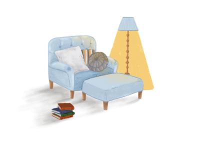 furniture illustration #2