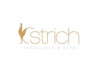 Ostrich | Branding minimal vector design illustration branding logo