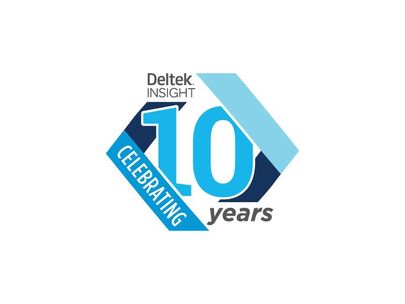 Deltek Insight 10th Anniversary