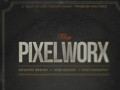 Sneakpeak2 typography print vintage dark pixel interface