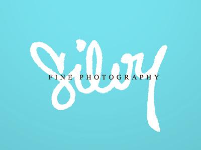 Silvy Photography logo branding