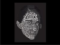 Selfie vector art with words