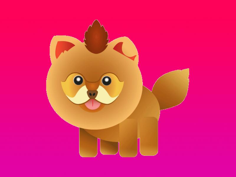 My personal branding mascot brand design mascot character branding and identity branding concept mascot design mascot