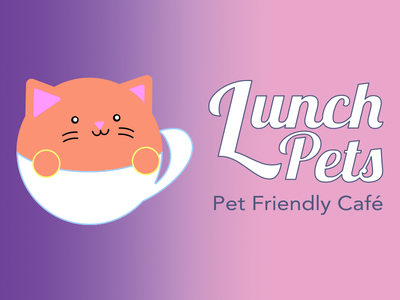 Logo and Branding for a pet friendly cafe