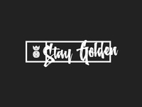Stay Golden. Go Outside the Lines.
