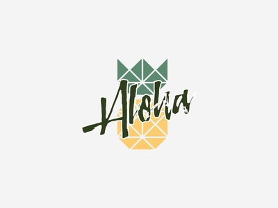Aloha Pineapple pineapple