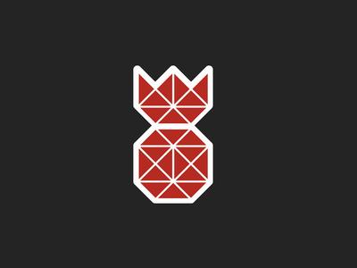 Canada x Pineapple Supply Co. remix logo canada pineapple