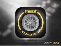 Daily UI challenge #005 --> Icon App