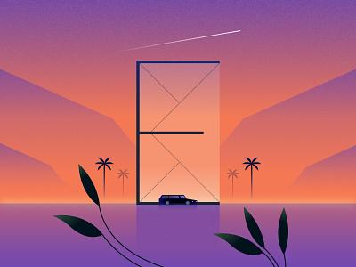 E car illustration design 2021 36 36daysoftype08 36daysoftype @36daysoftype