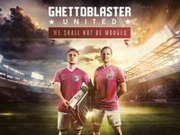 Ghettoblaster United album coverart