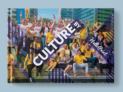 Helloprint Culture Book 2020 [192 pages] branding design corporate branding corporate design company companybranding photedit photography photoshop artbook bookcover book artwork branding