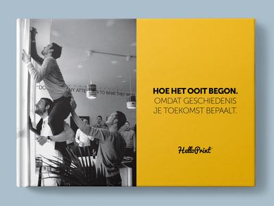 Helloprint Historybook 2.0