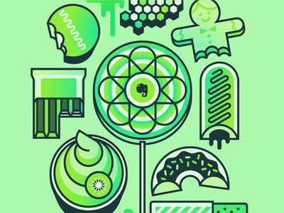 Evernote Android Shirt 2015