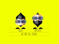 We are all equal #04