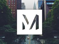 Mel Firetto Personal Logo