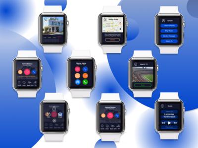 Apple wrist watch redesign