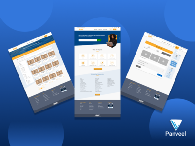 Oyer connect web ui