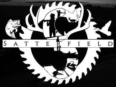 Satterfield logo design