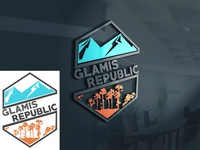 Glamis republic logo