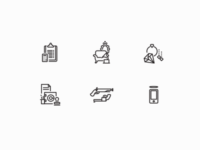 Flat Small Icons