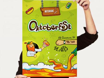 Poster for OktoberFest