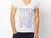 Shirt for sexy front-end developers
