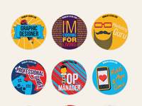 All badges